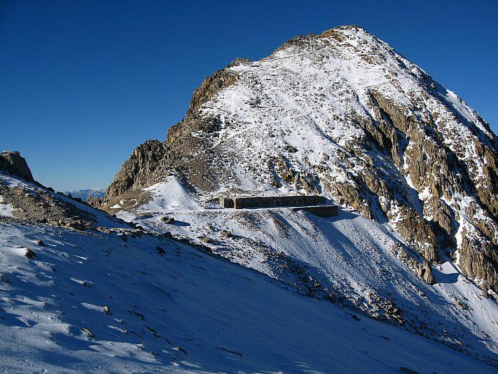 La Cima di Fremamorta (2731 m)