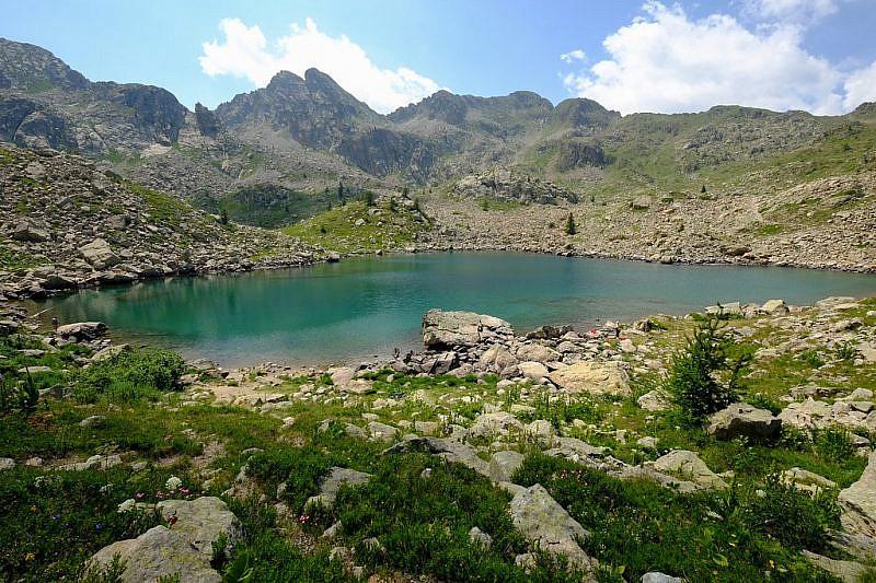 Lago grande di Sant'Anna