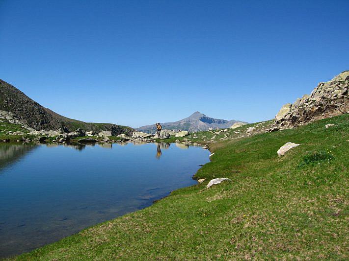 Giro dei laghi e colli di Sant'Anna di Vinadio
