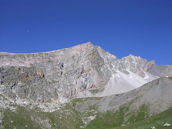 Il Monte Maniglia (3177 m)