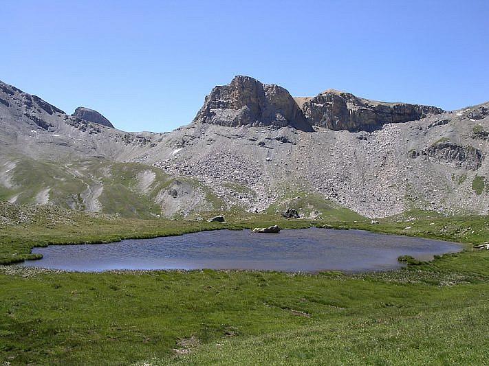 Il laghetto dell'Autaret