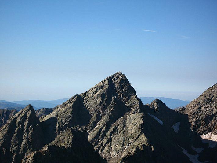 Il vicino Corborant (3010 m)