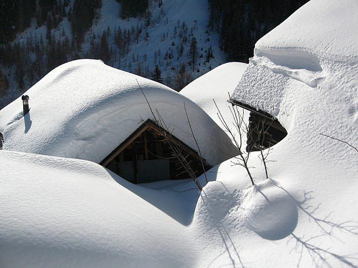 Baite nella neve
