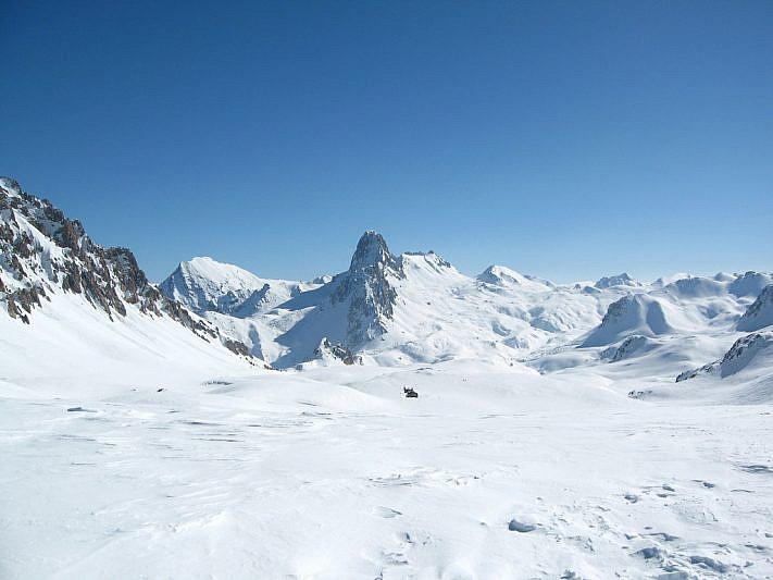 Veduta sull'altopiano della Gardetta
