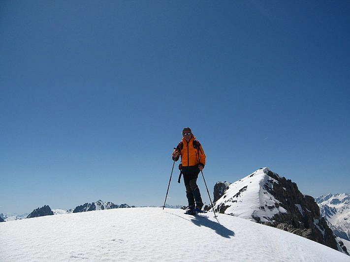 A due passi dal Monte Scaletta