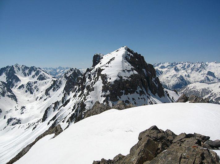 Il Monte Scaletta (2840 m)