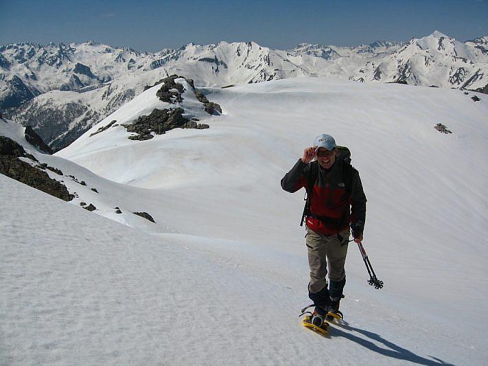 Oltre il Passo di Vanclava (2774 m)