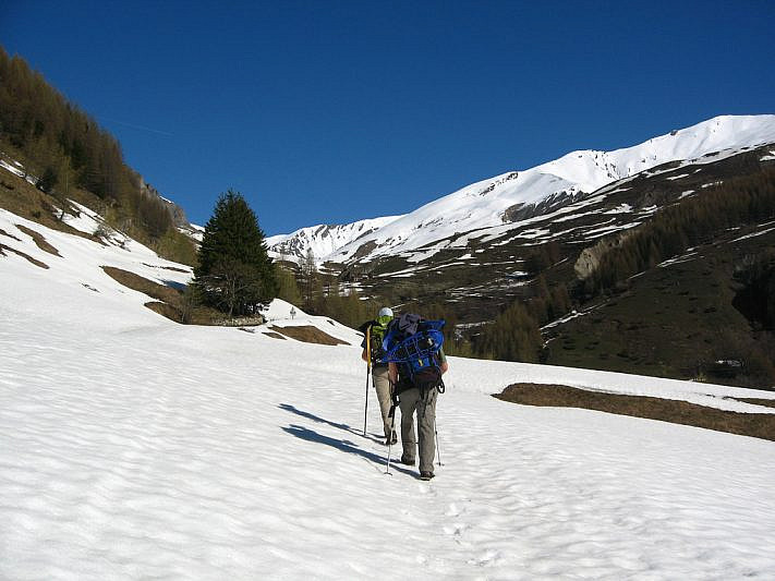 …e su neve