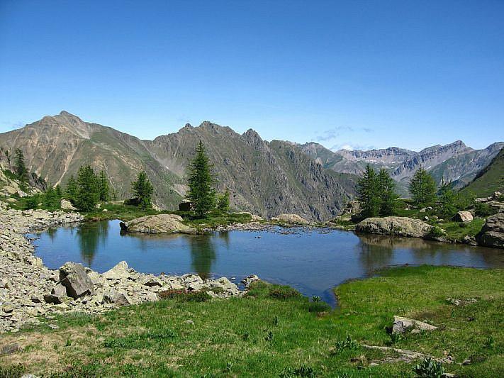 Il lago di Scolettas (1)