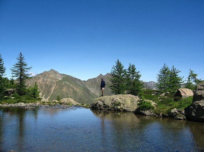 Il lago di Scolettas (2)