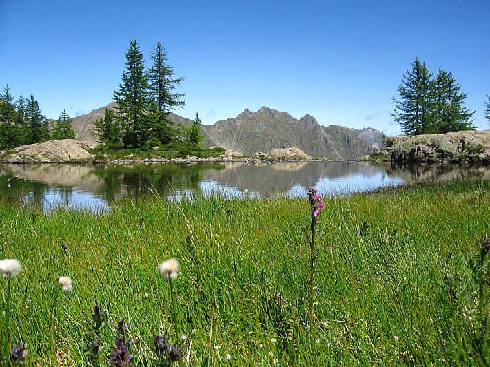 Il lago di Scolettas (3)