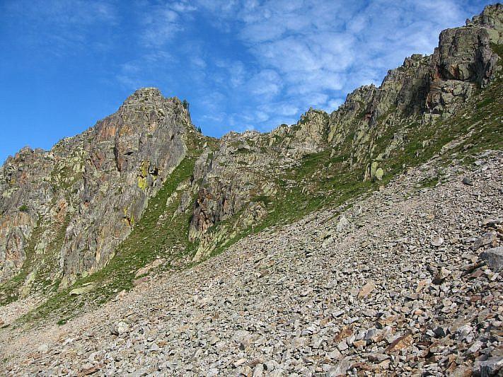Il Colle San Giovanni (2480 m)