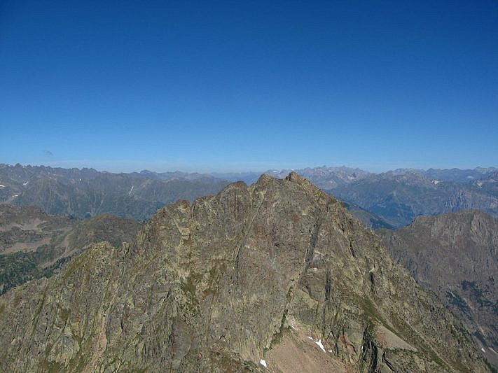 La Punta Maladecia (2745 m)