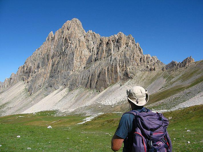 Che montagna stupenda!