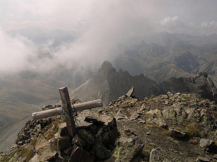 Veduta dalla cima Enciastraia