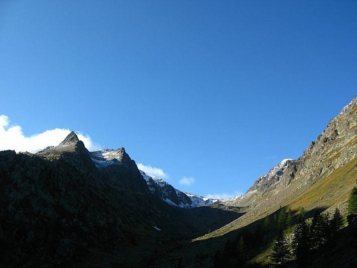 Il vallone di Collalunga