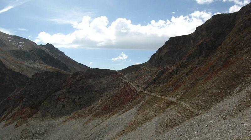Colle di Rui (2708 m) dal bivio