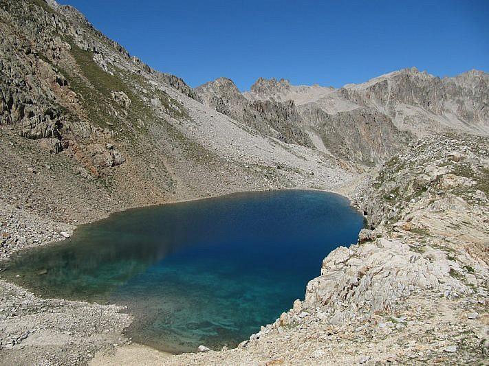 Lago del Colle di Fremamorta (2513 m)