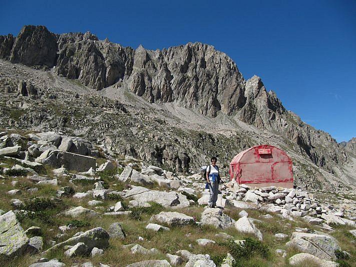 Bivacco Jacques Guiglia (2437 m)