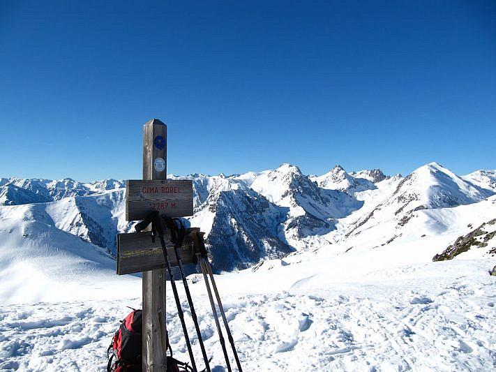 Cima del Monte Borel