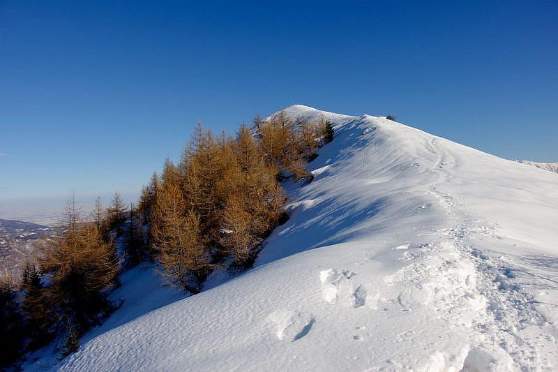 Immagini della salita alla cima Peirolera