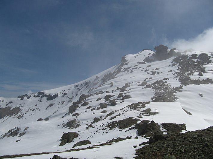 La Punta Rasciassa (2664 m)