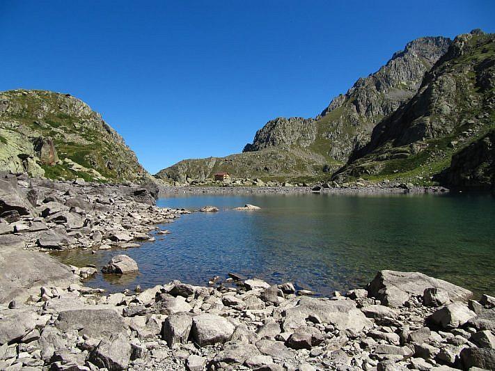 Sempre il lago Brocan