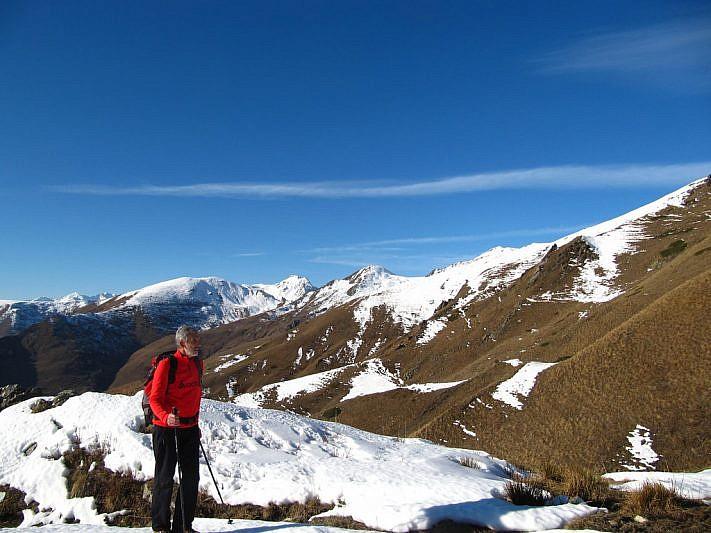 Prima neve, attorno ai 2000 metri