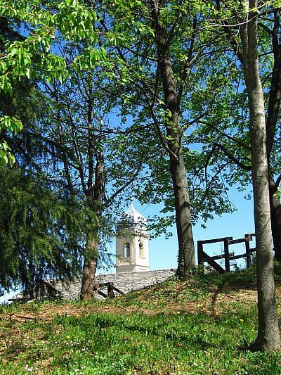 Il campanile di Sant'Antonio