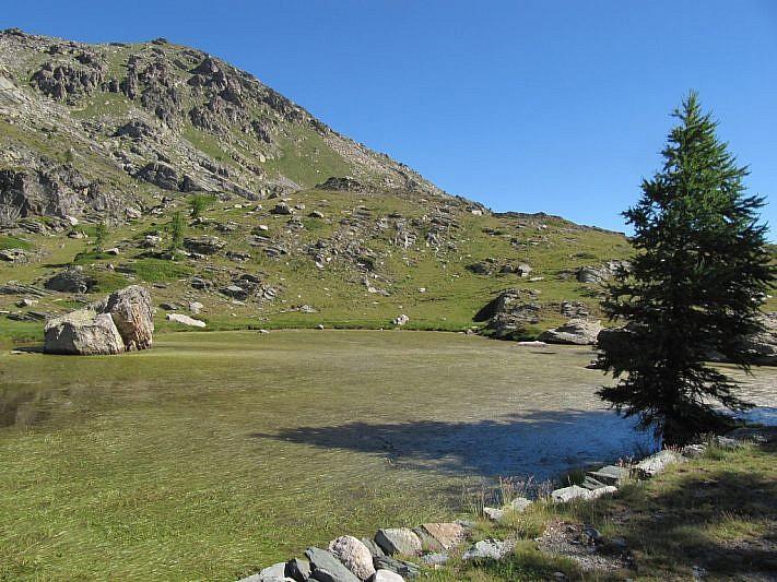 Il primo dei lac Jumeaux