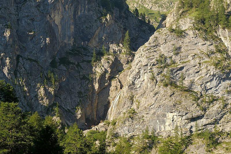 La bella cascata