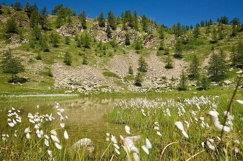 Il lago inferiore di Mouton
