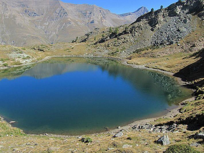 Scatti fotografici al lago