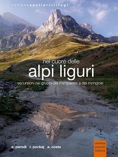 Copertina Nel cuore delle Alpi Liguri