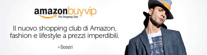 Differenza tra amazon e amazon buyvip