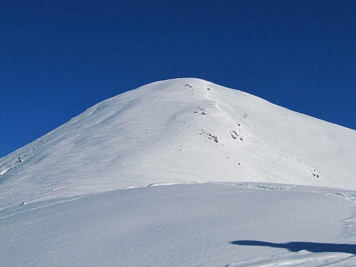 Il Monte Vecchio dal Colle Arpiola