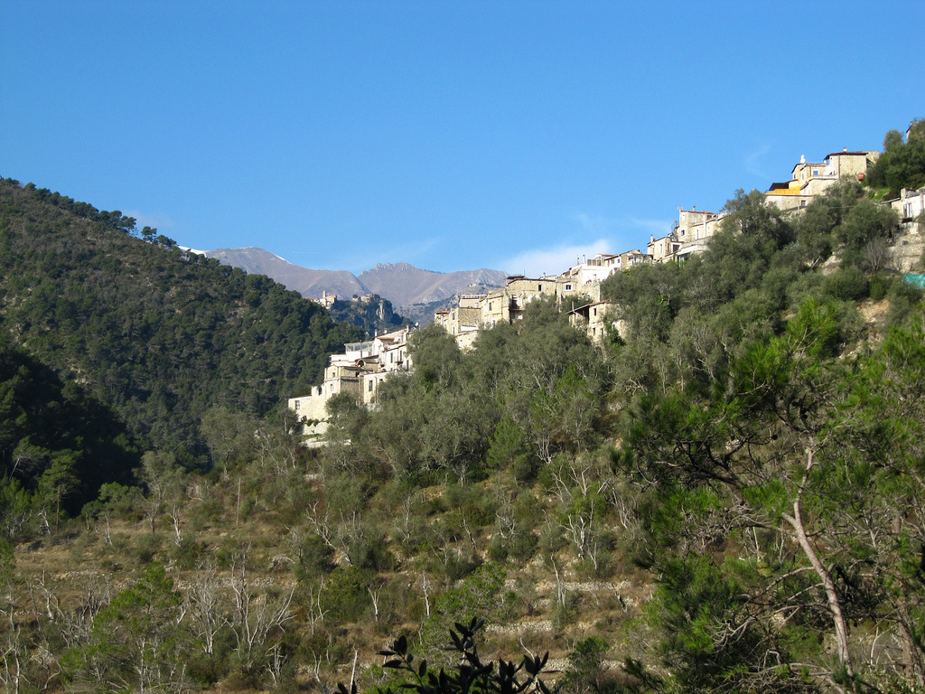Escursione sul tratto Breil/Airole