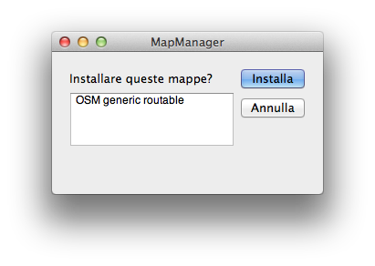 Garmin MapManager