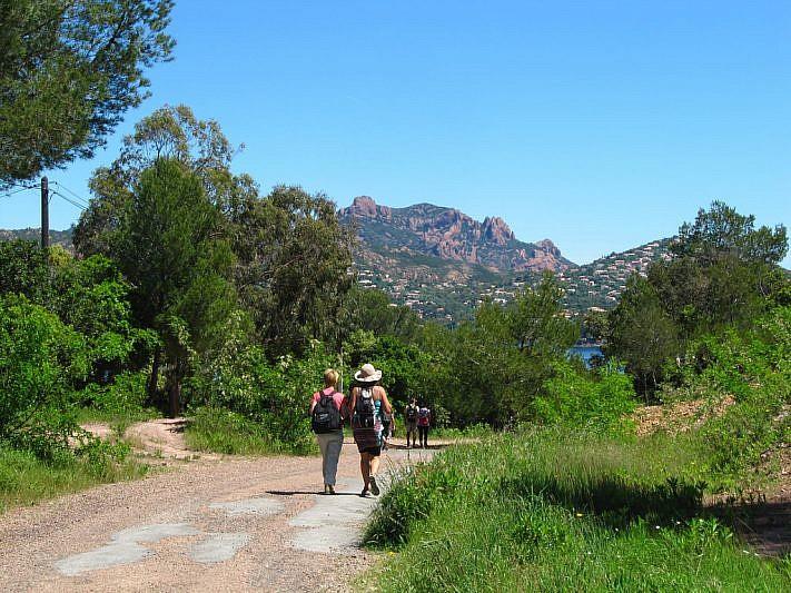 Altri escursionisti al ritorno dal giro