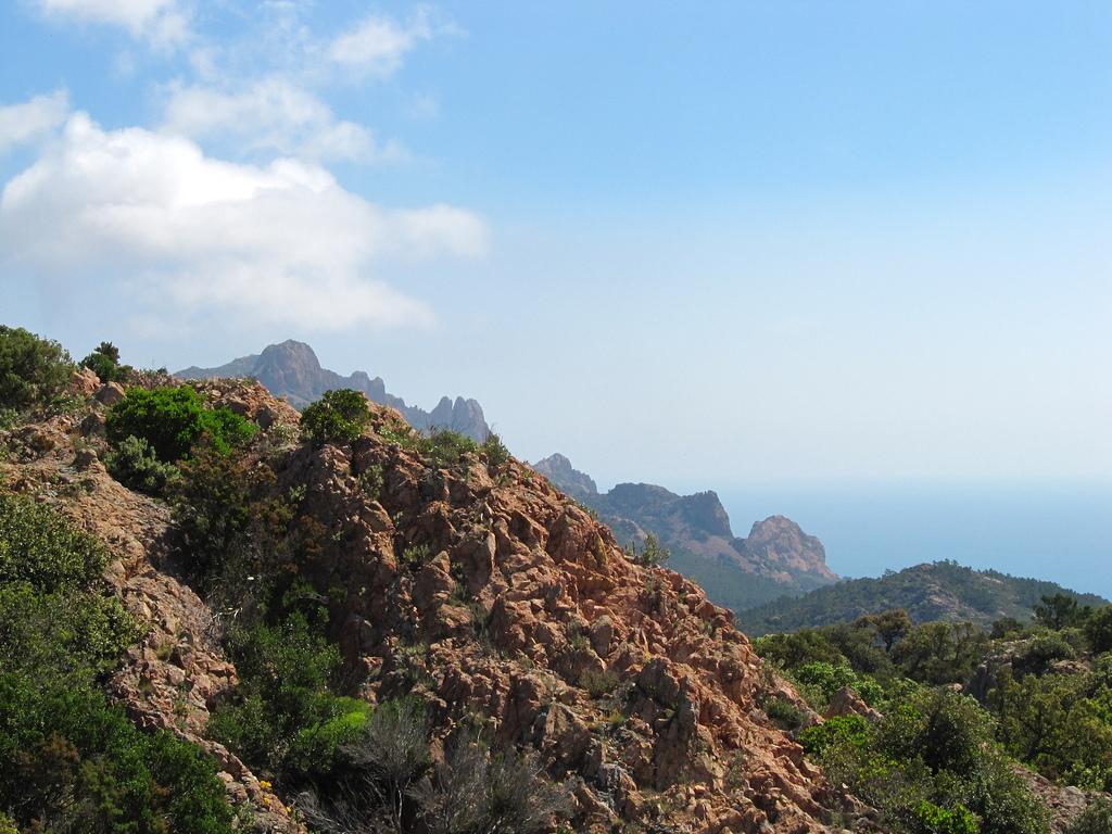 Escursione al Rastel d'Agay