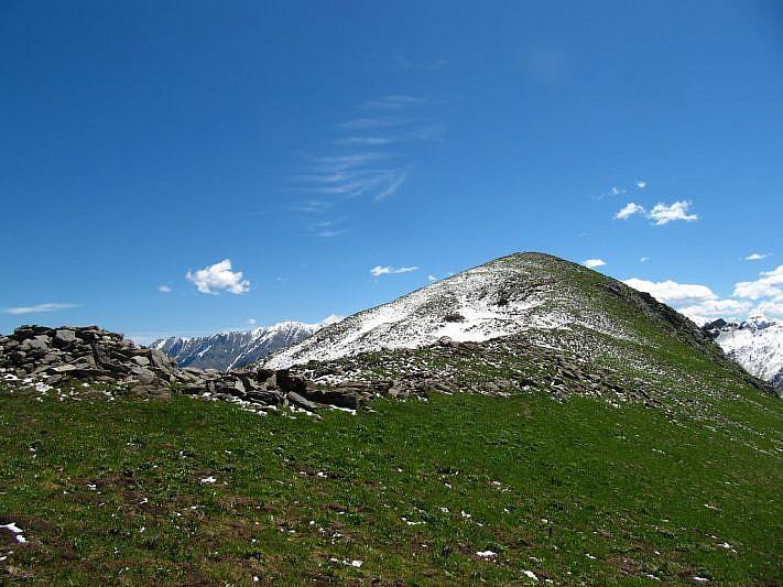 Il Monte Testas (1830 m)