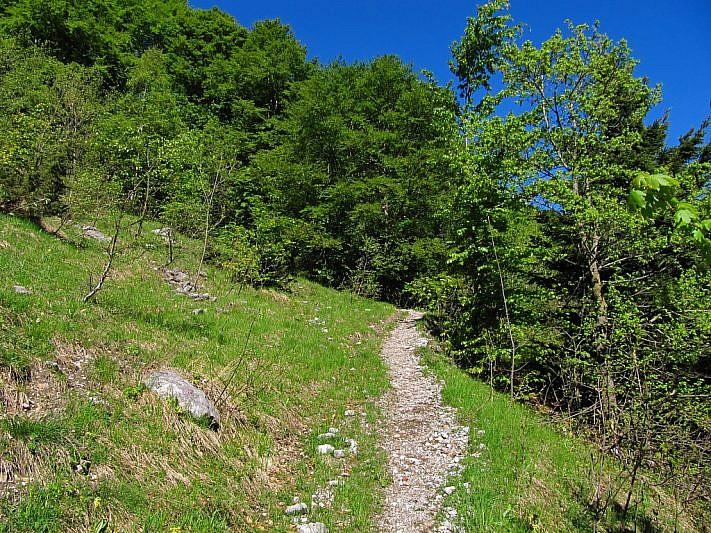 Alcuni scorci dello splendido sentiero