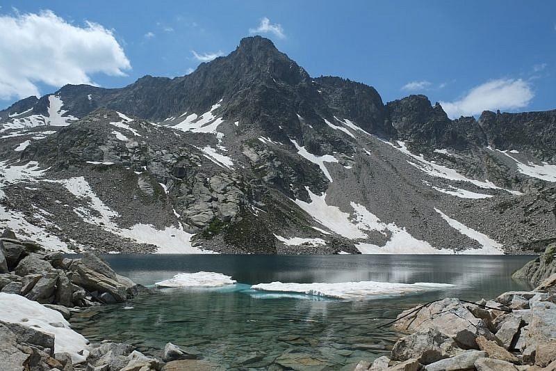 Lago delle Portette