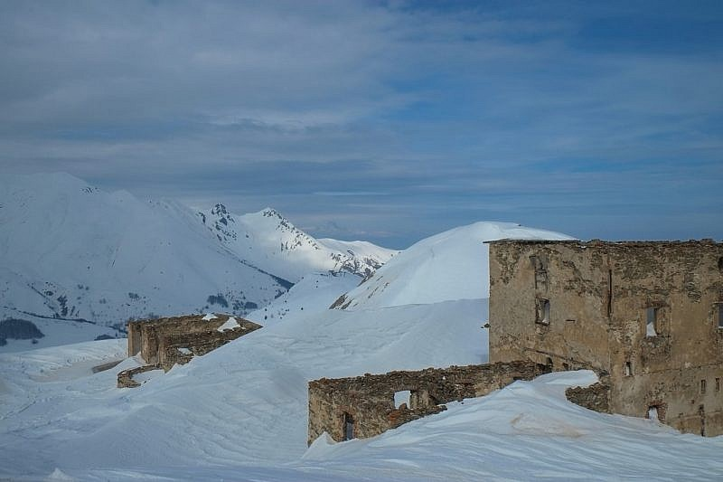 Forte Centrale del Colle di Tenda