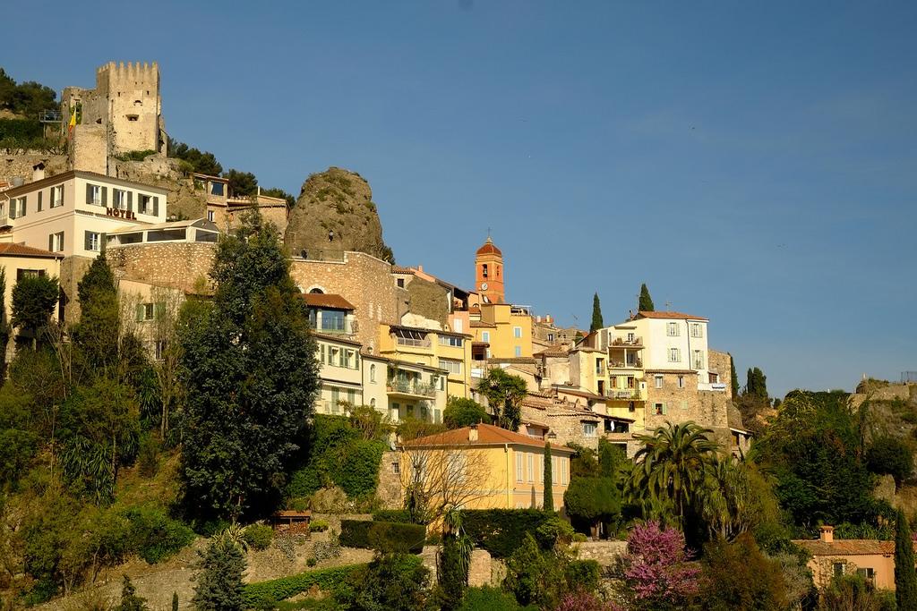 Passeggiata Cap Martin Roquebrune Village