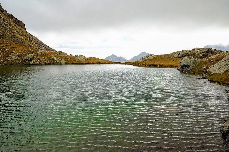Altra immagine del lago