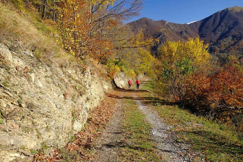 La via d t it tra palanfr e vernante valle for Lo stradone