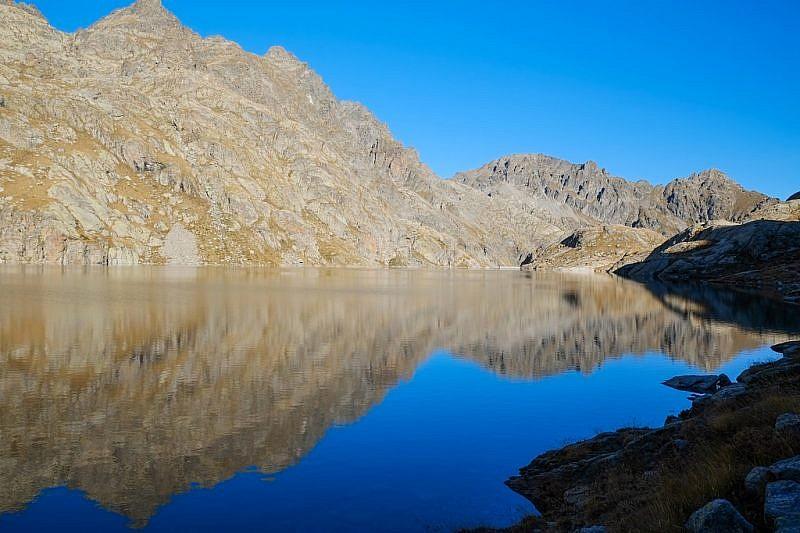 Lac du Basto