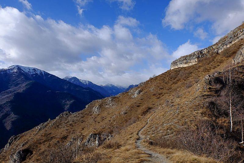 Il Sentiero dei camosci