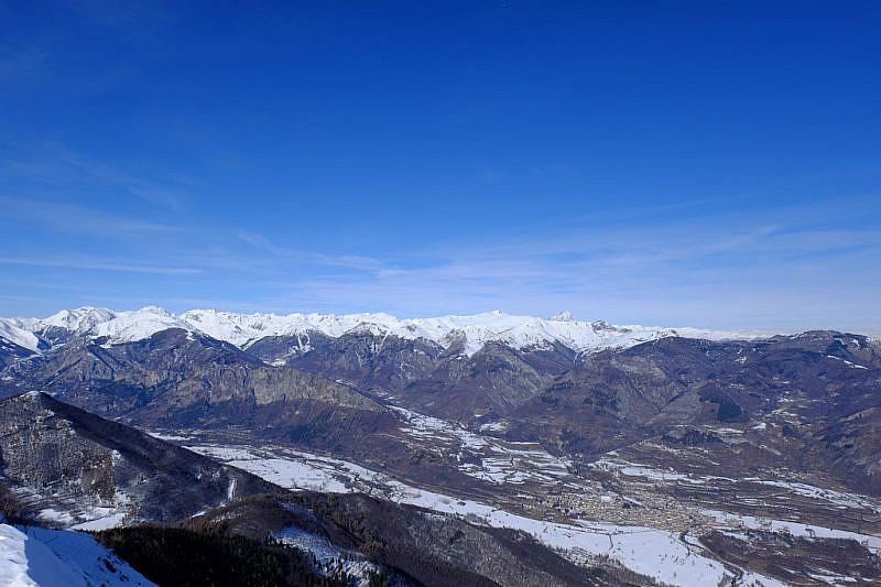 Verso le Alpi Cozie